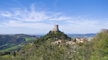 Rocca di Tentennano