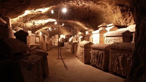 La città sotterranea di Chiusi