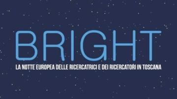 Bright 2019, la notte dei ricercatori, Siena