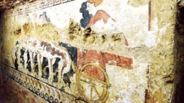 Uno due tre.. Arte, Giornate del patrimonio al Museo Civico Archeologico si Sarteano