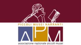 Locandina Piccoli musei narranti - Anche FMS aderisce all'iniziativa dell'APM