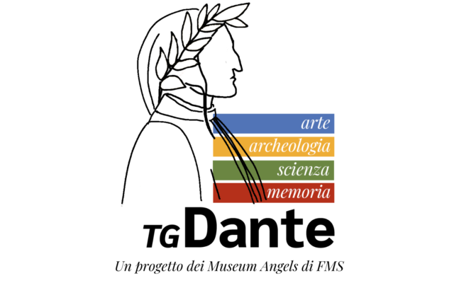 TG Dante nuova rubrica Museum Angels celebrazioni dantesche