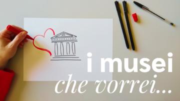 I musei che vorrei sondaggio per i visitatori dei musei senesi e ospiti delle Terre di Siena