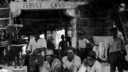 Fervet Opus mostra sul travertino a Rapolano Terme