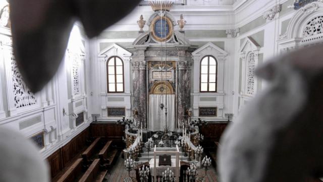 Riaperture: la Sinagoga di Siena riapre le porte al pubblico mercoledì 21 luglio 2021