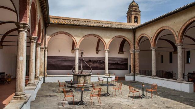 Chiostro Montalcino