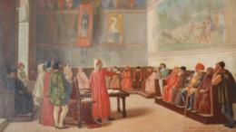 La San Gimignano di Dante un itinerario per celebrare i 700 anni dalla morte di Dante